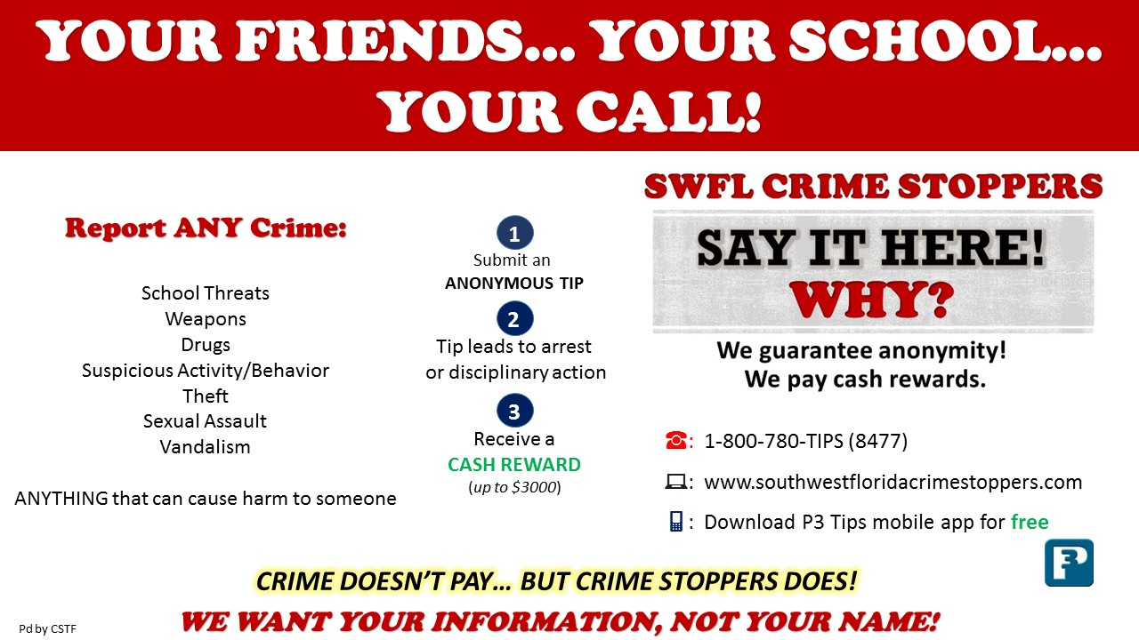 Southwest Florida Crime Stoppers