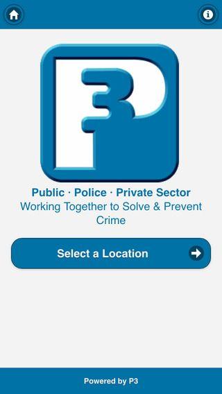 P3 Mobile App
