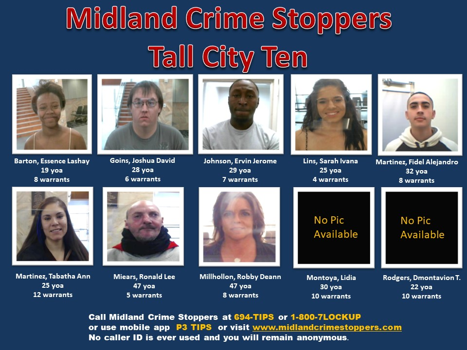 Midland Crime Stoppers