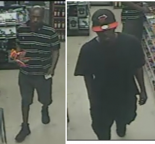 Click to Enlarge Shell Armed Robbery Suspects