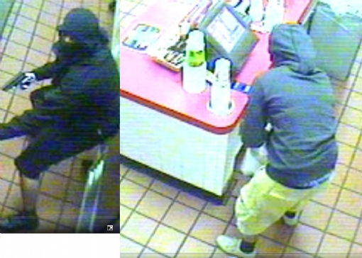 Click to Enlarge Firehouse Subs Robbery Suspects