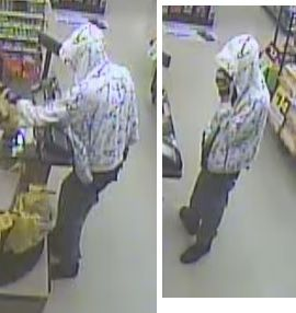 Click to Enlarge Family Dollar Robber