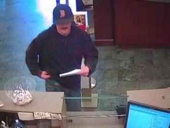 Wells Fargo Robber