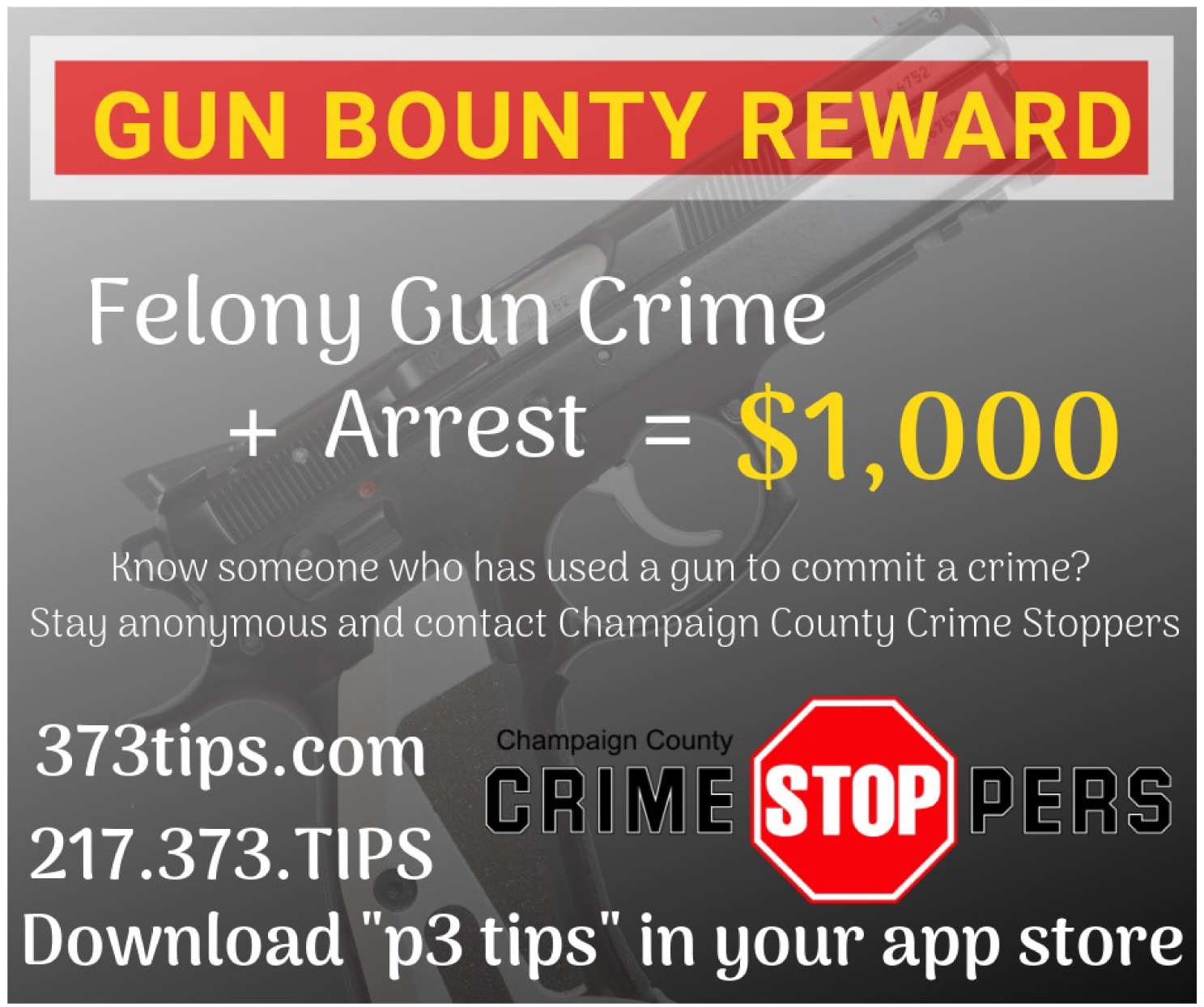 Champaign County Crime Stoppers