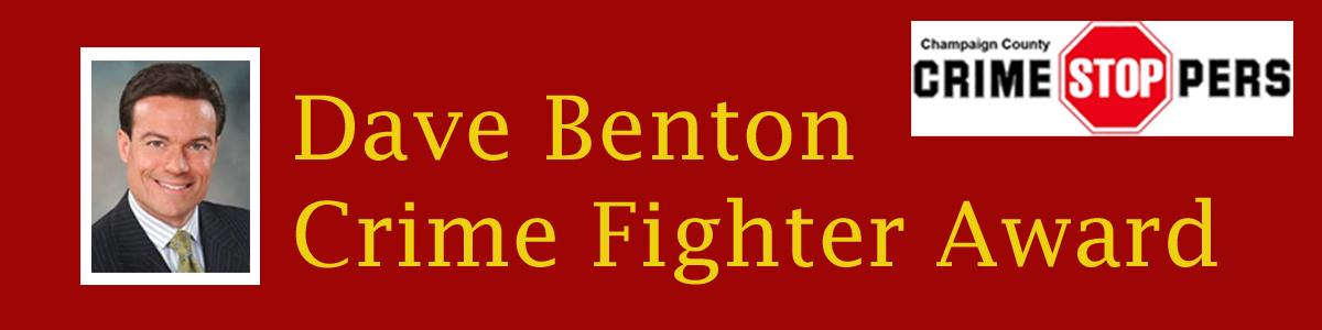Dave Benton Award