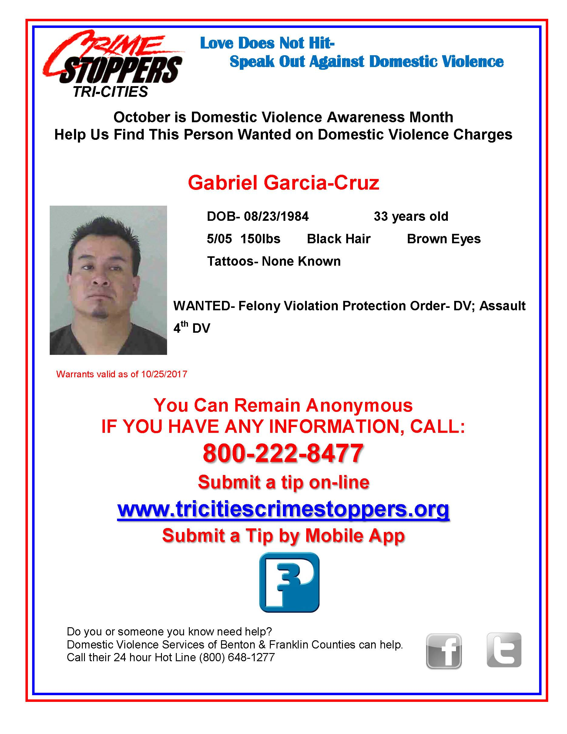 Tri-Cities Crime Stoppers