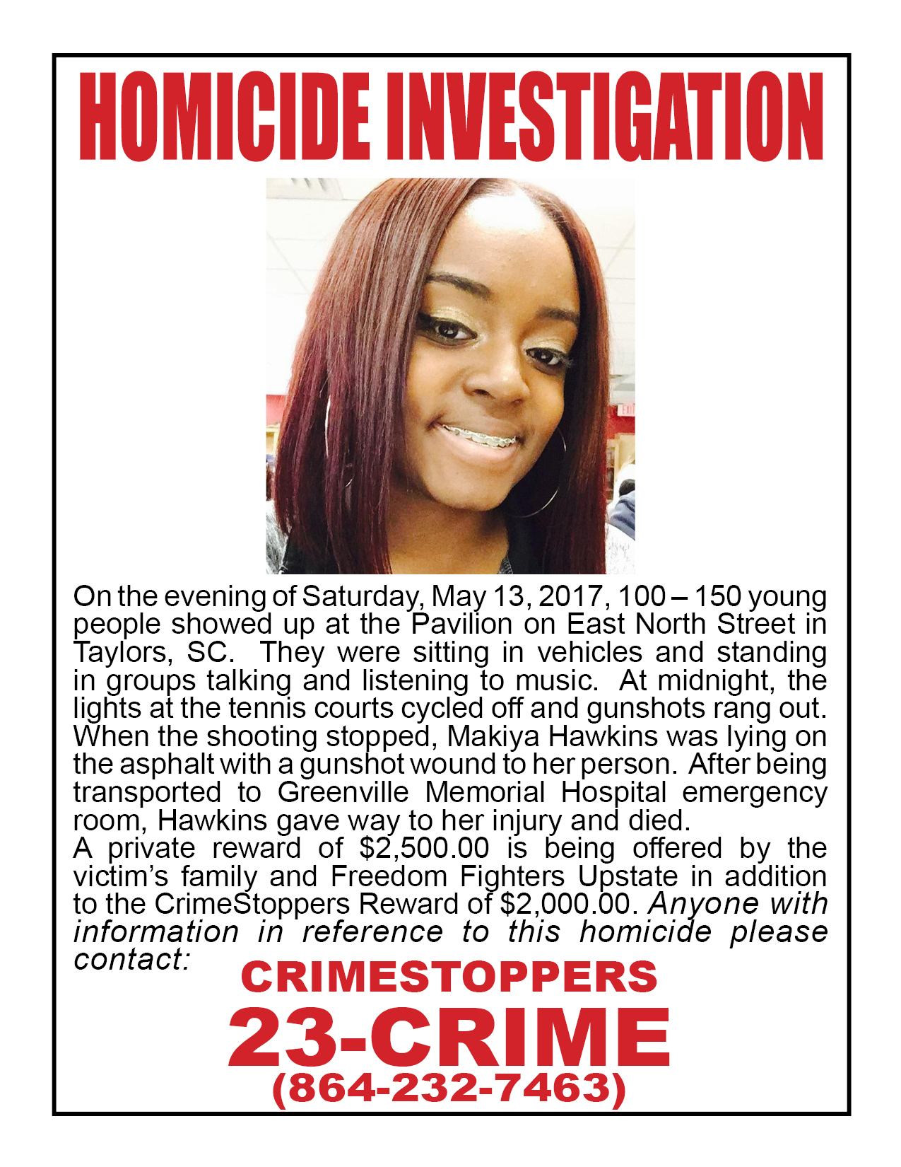 Greenville Crime Stoppers
