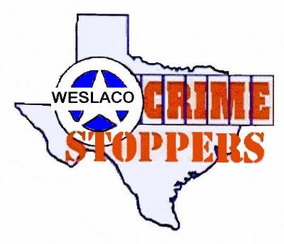 Weslaco Crime Stoppers Logo