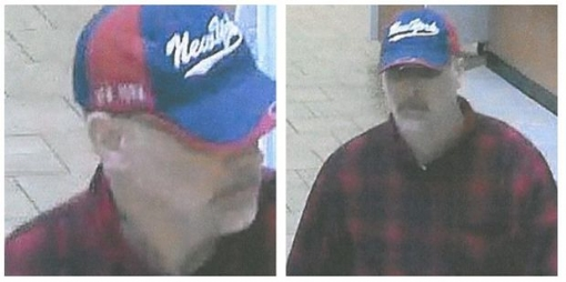North Brunswick Bank Robber